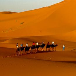 Fes desert tours from Marrakech