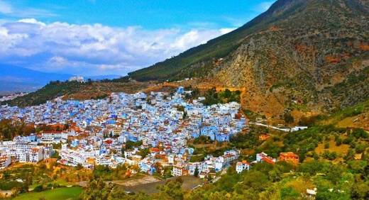 tours from tangier to chefchaouen