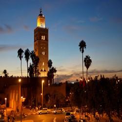 4 Days Marrakech Fes Tour