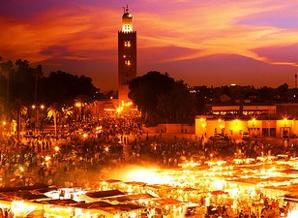 Casablanca Fes desert trip