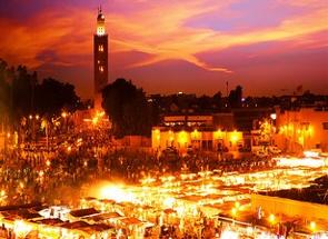 5 Days Tangier Marrakech tour